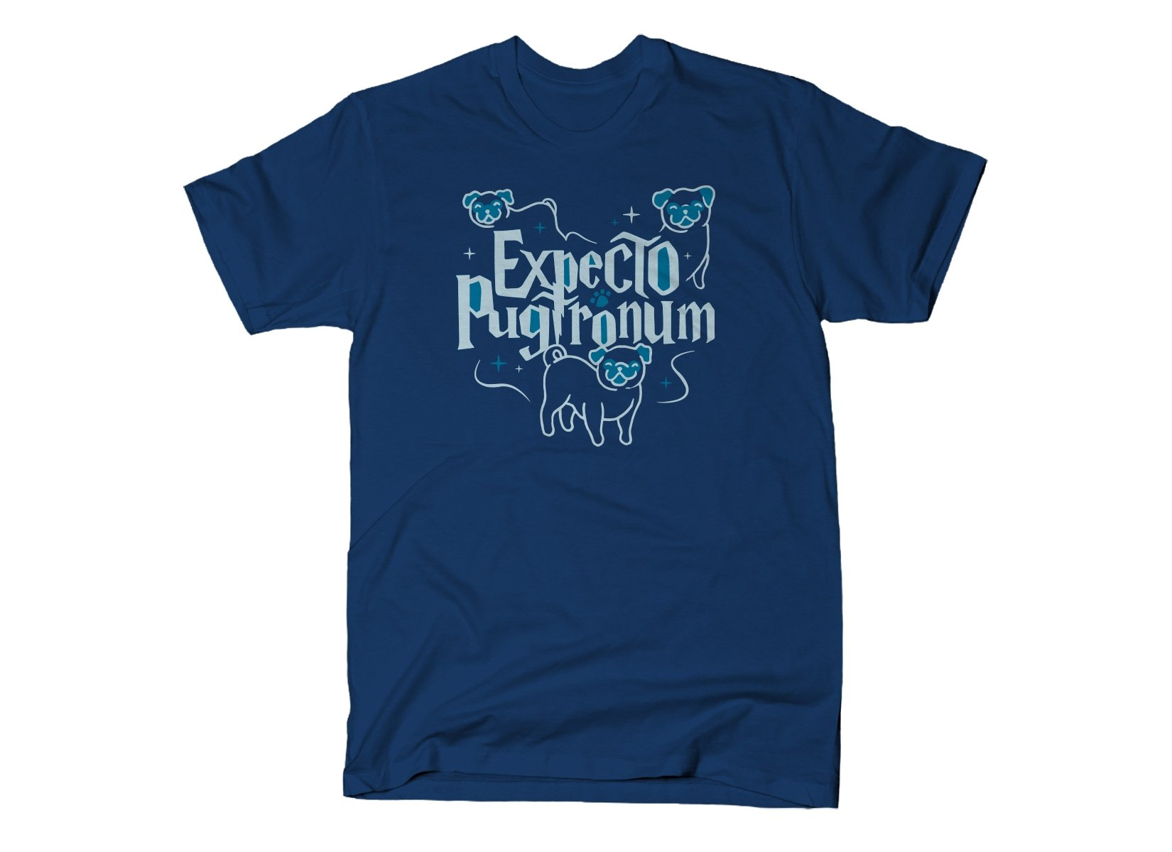 Expecto Pugtronum on Mens T-Shirt