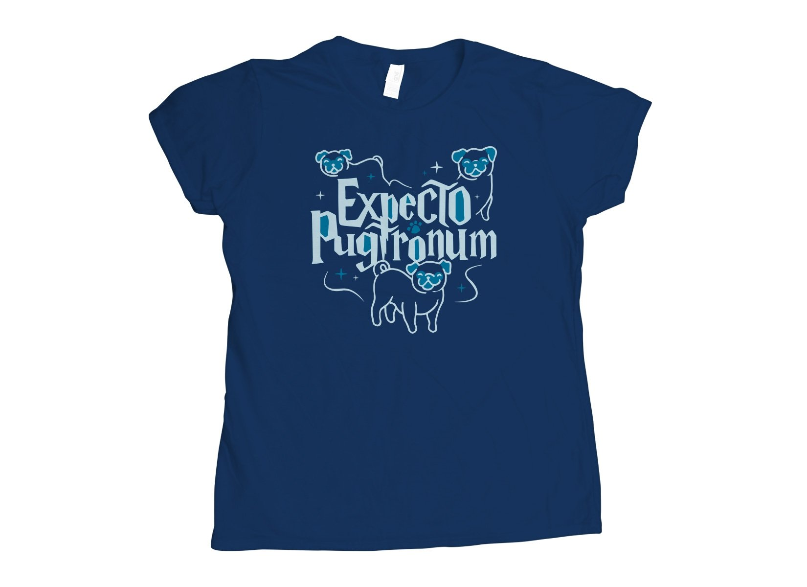 Expecto Pugtronum on Womens T-Shirt