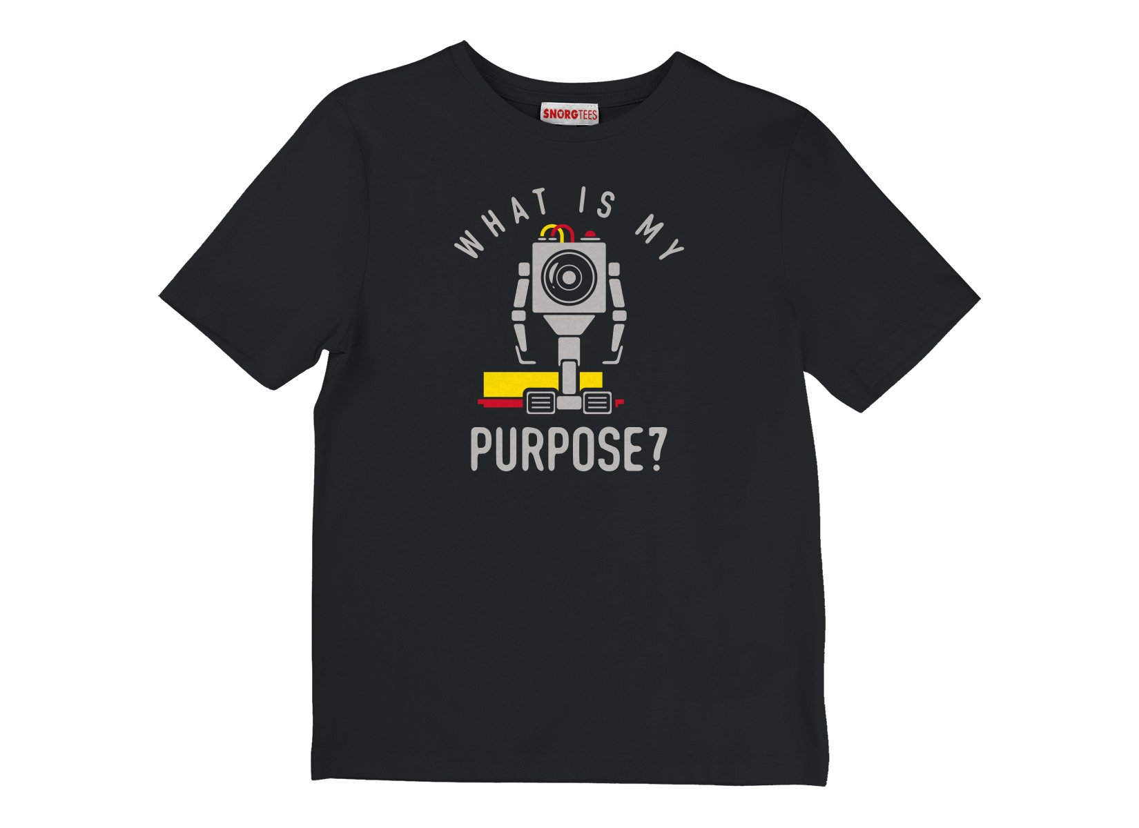 What Is My Purpose? on Kids T-Shirt