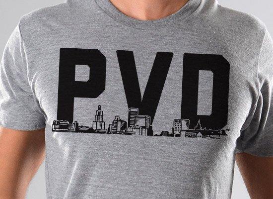 PVD Shirt on Mens T-Shirt