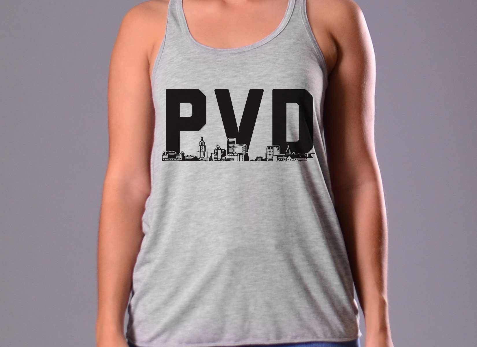 PVD Shirt on Tanks T-Shirt