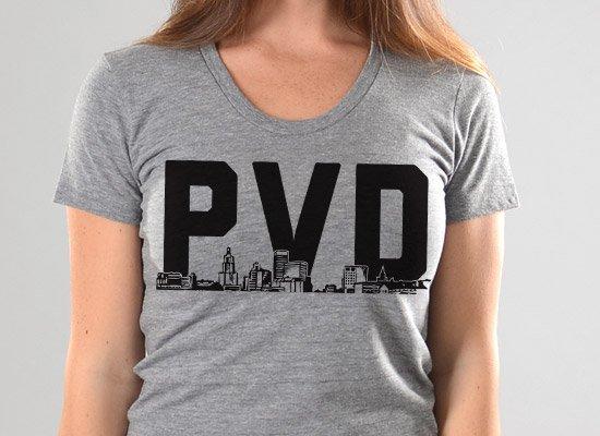 PVD Shirt on Juniors T-Shirt