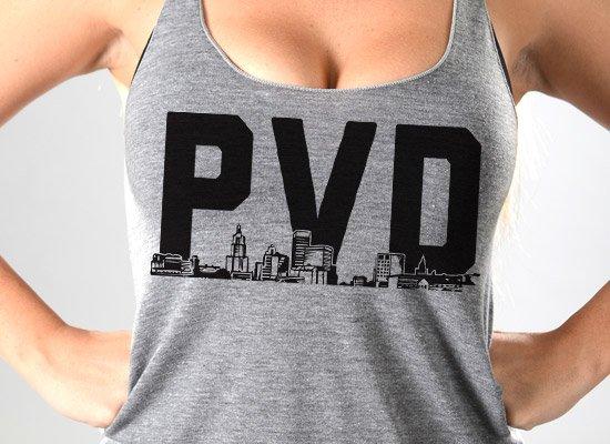 PVD Shirt on Tanks T-Shirt