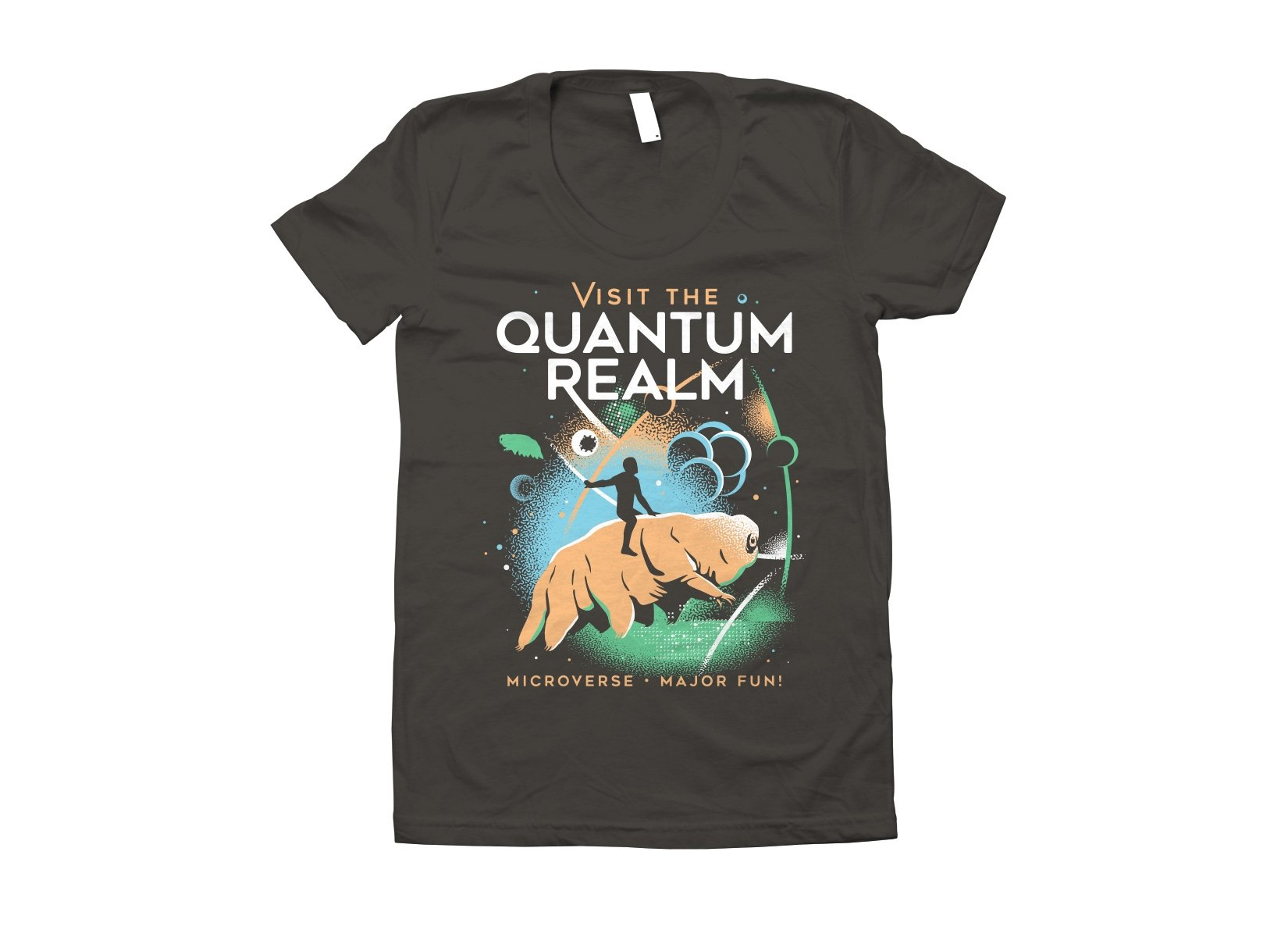Visit The Quantum Realm on Juniors T-Shirt