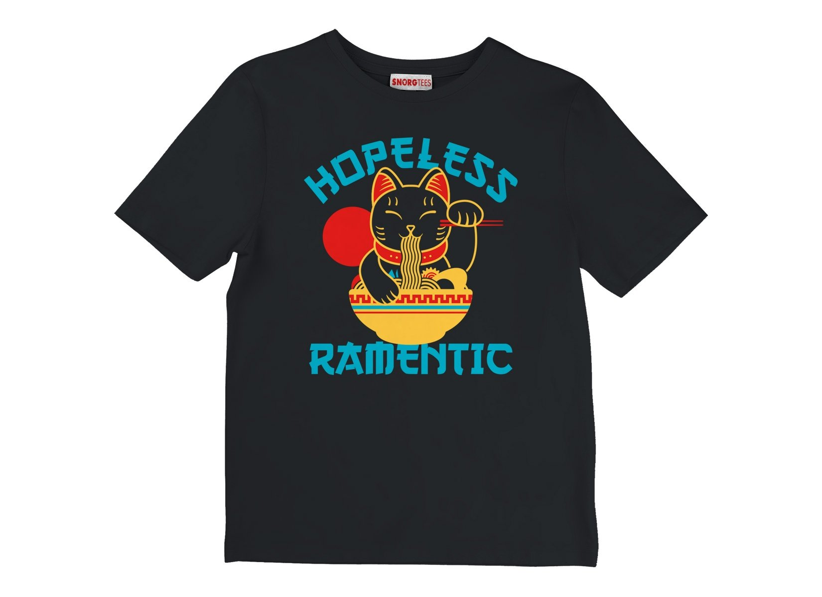 Hopeless Ramentic on Kids T-Shirt