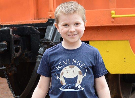 Cookie's Revenge on Kids T-Shirt
