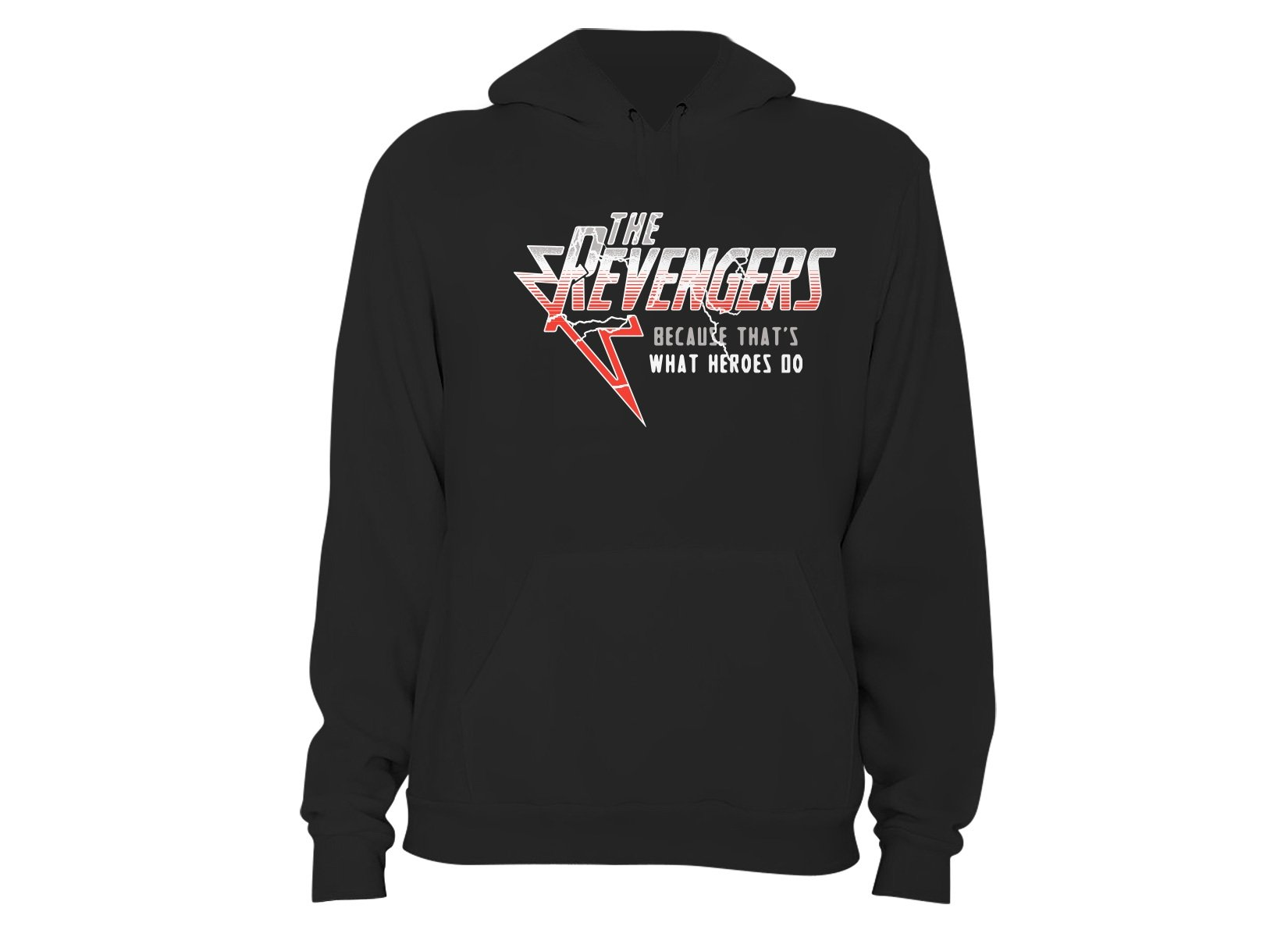 The Revengers on Hoodie