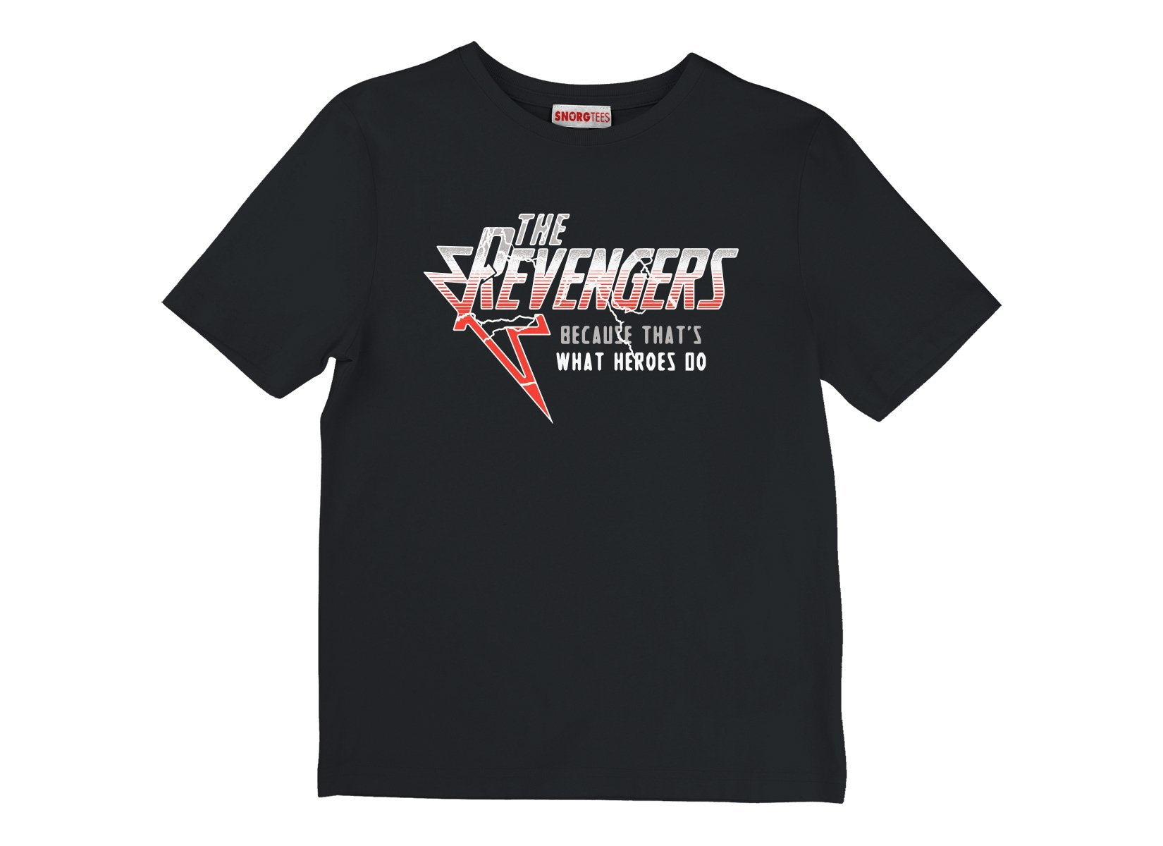 The Revengers on Kids T-Shirt