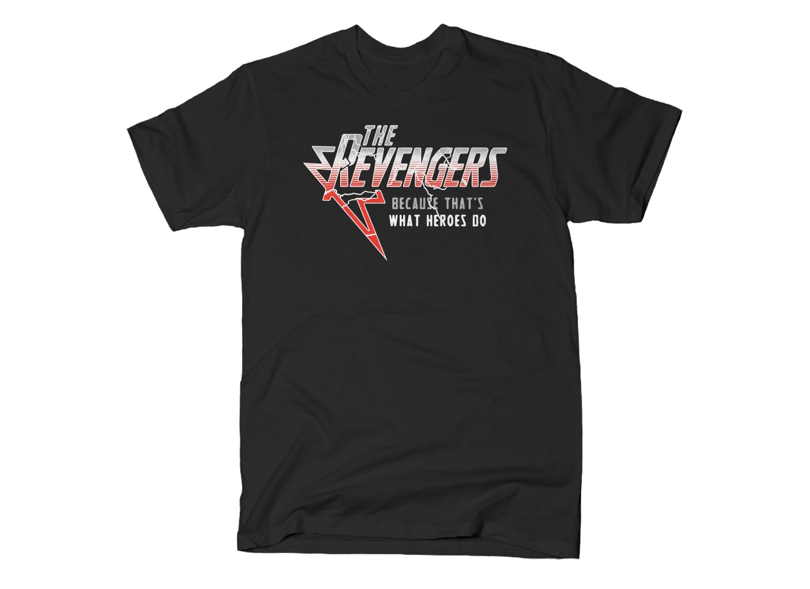The Revengers on Mens T-Shirt