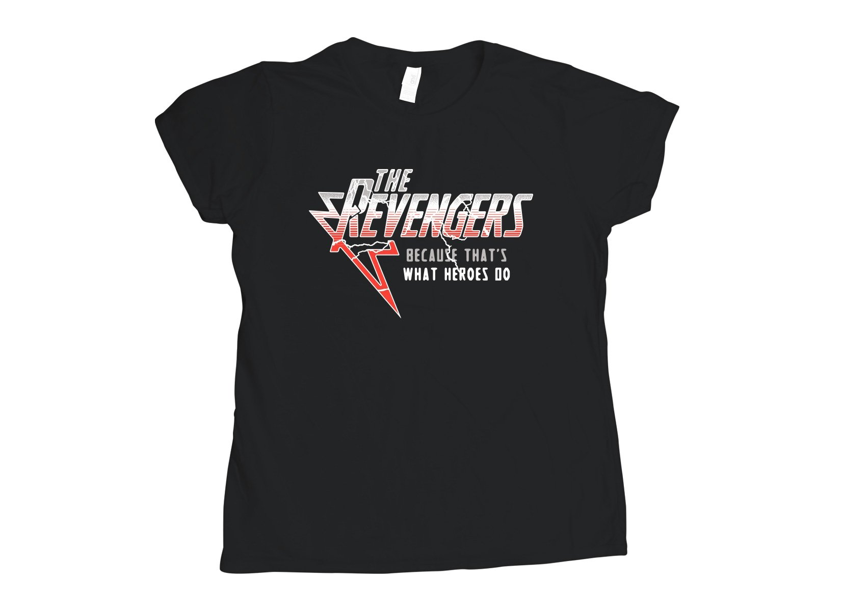 The Revengers on Womens T-Shirt