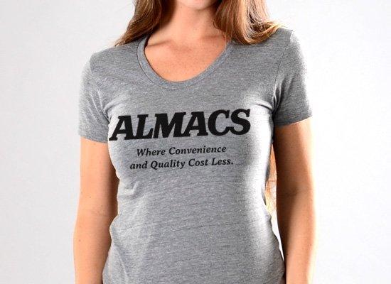 RI Almacs on Juniors T-Shirt