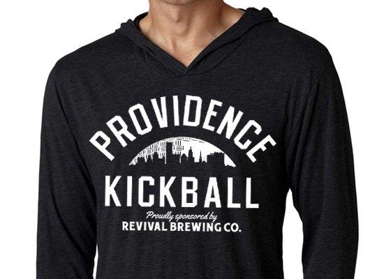 Horizon Providence Kickball on Hoodie