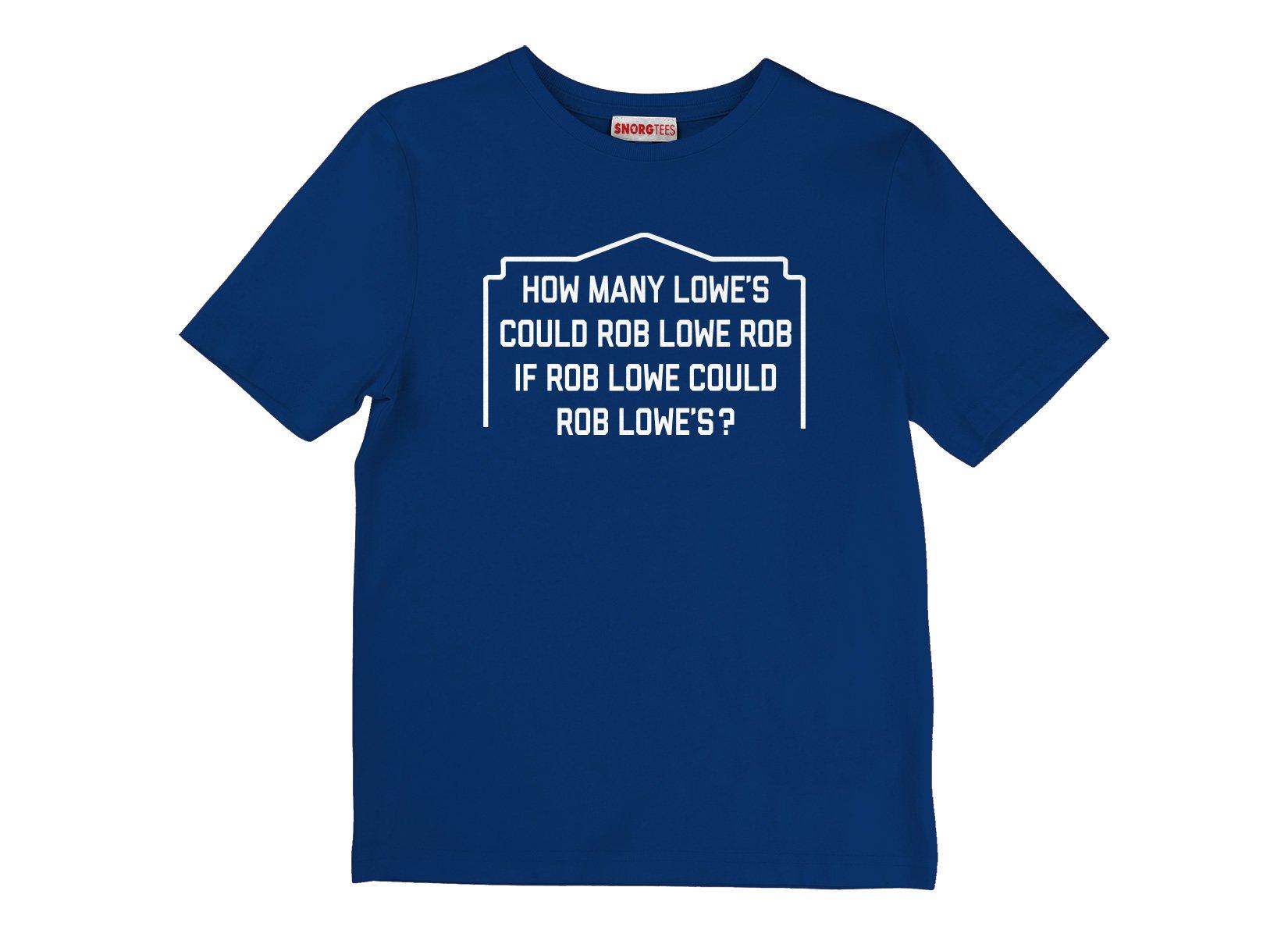 Rob Lowe Rob on Kids T-Shirt