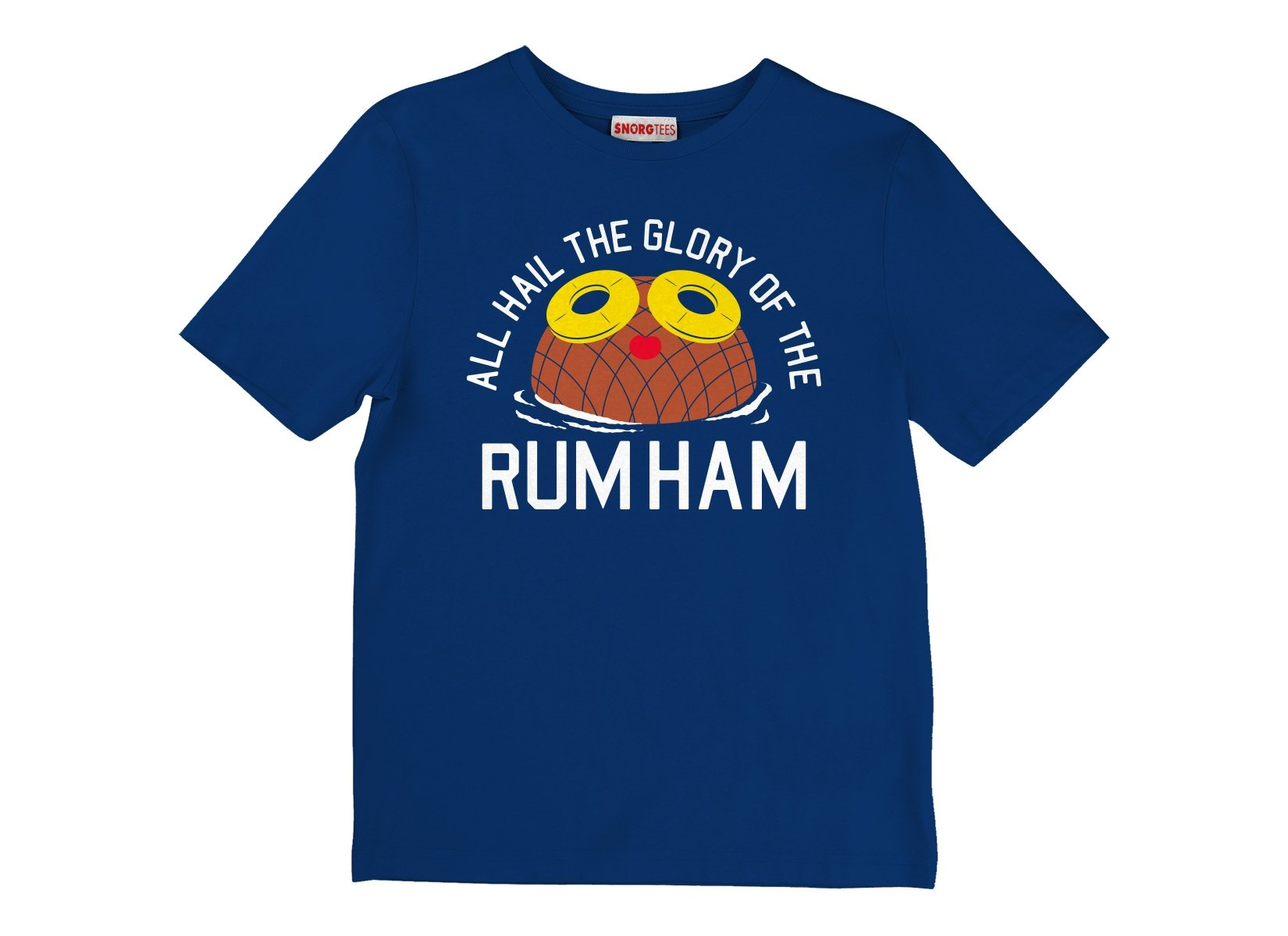 Rum Ham on Kids T-Shirt