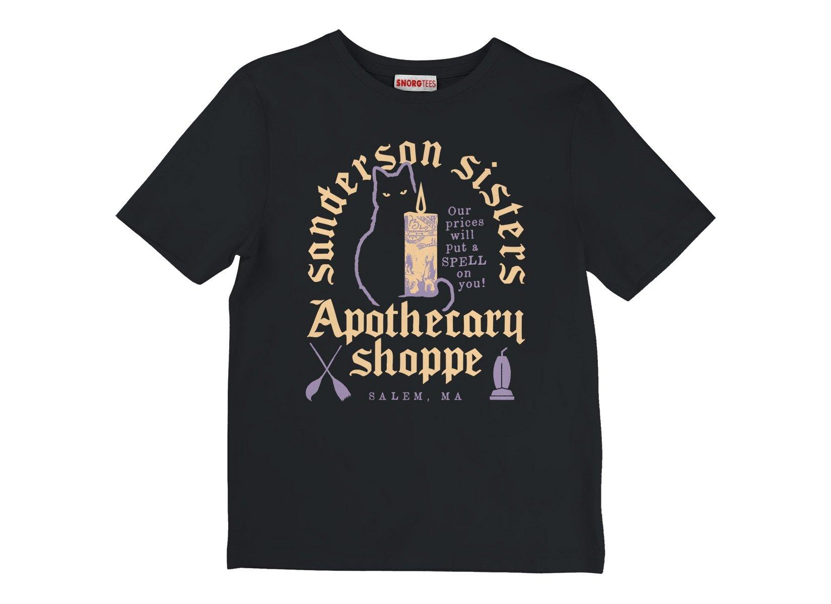 Sanderson Sisters on Kids T-Shirt