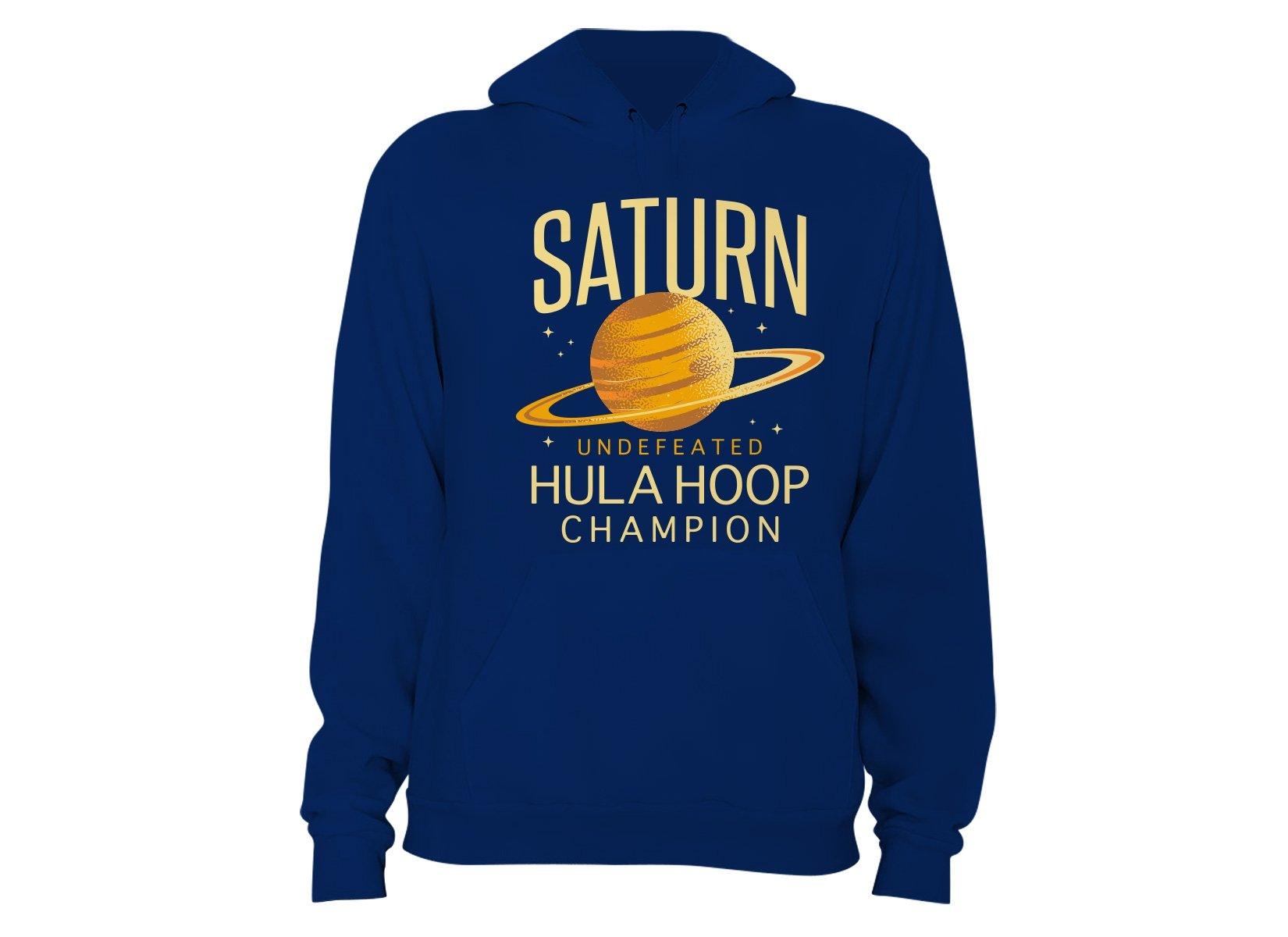 Undefeated Hula Hoop Champion on Hoodie