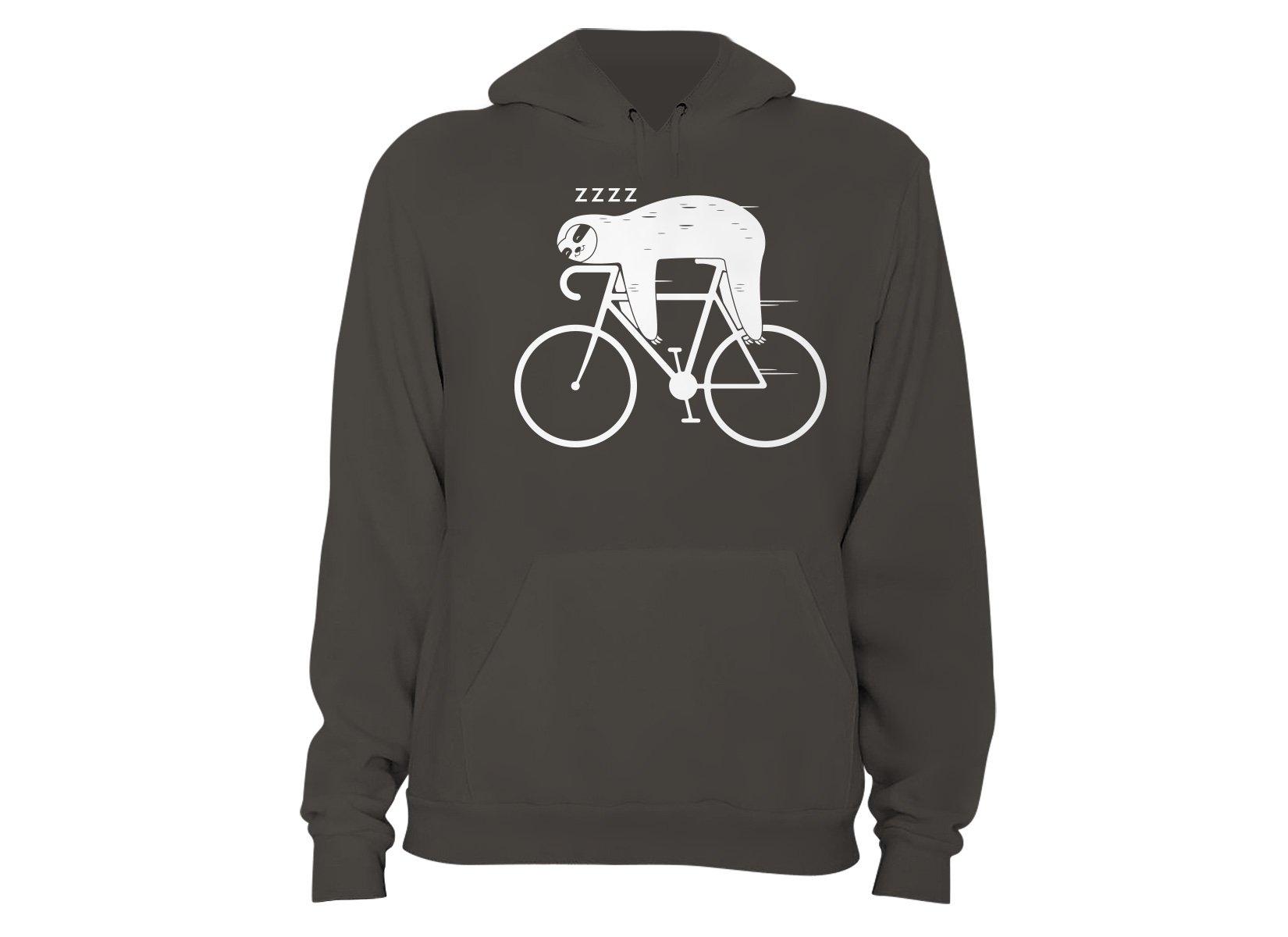 Slow Rider on Hoodie