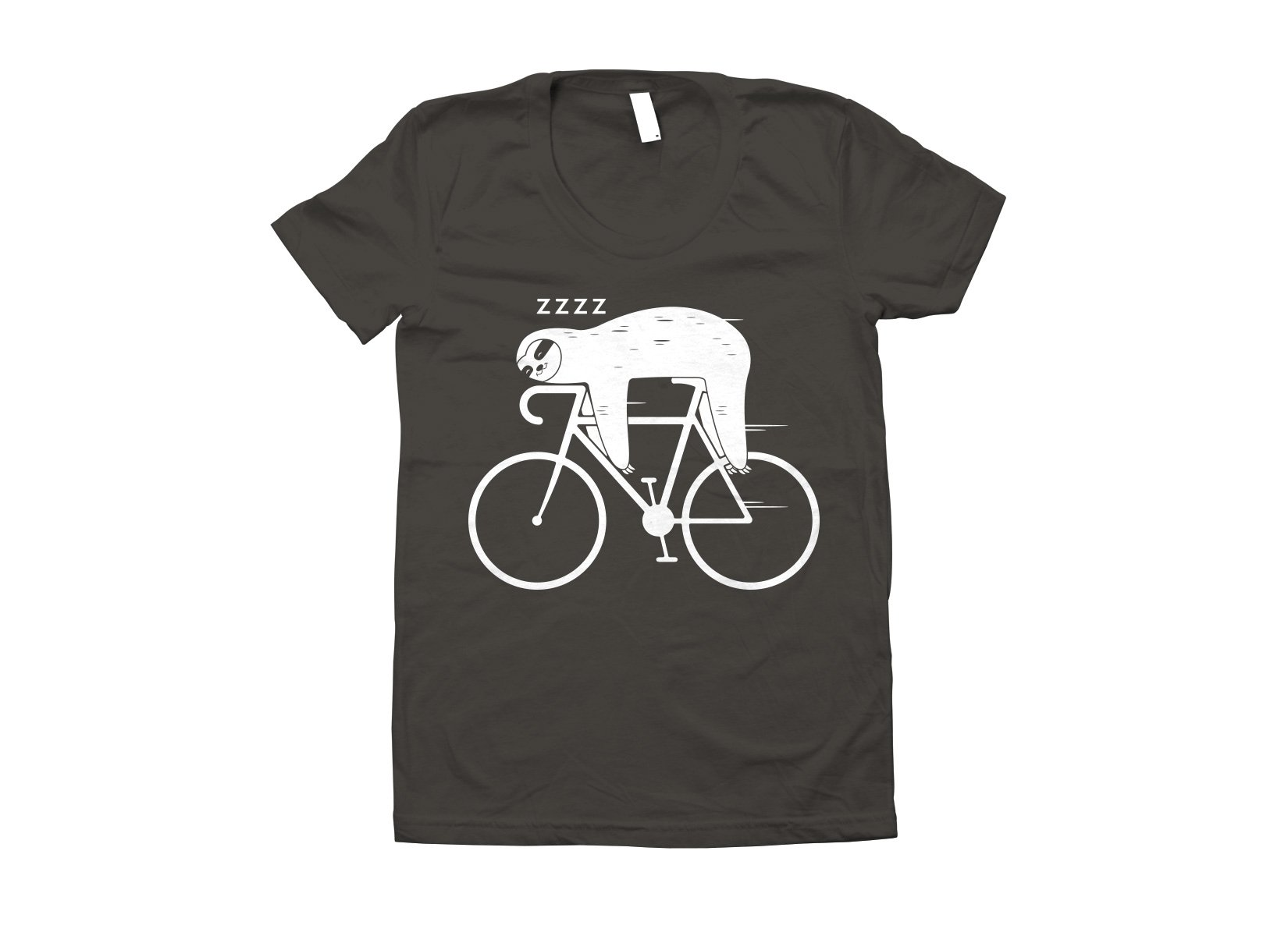 Slow Rider on Juniors T-Shirt