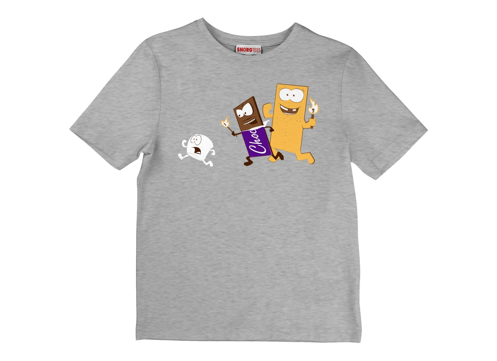 S'more on Kids T-Shirt