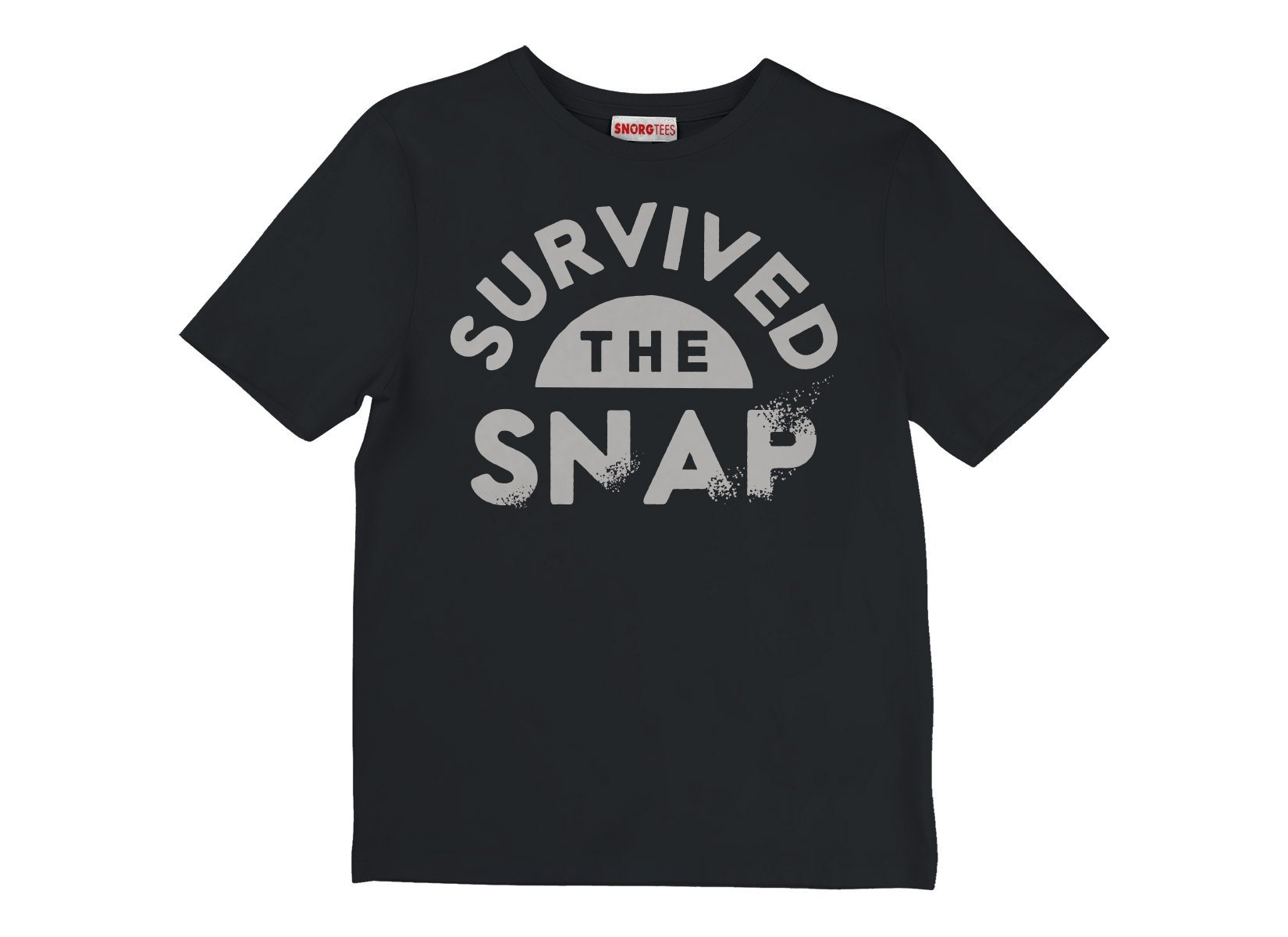 Survived The Snap on Kids T-Shirt
