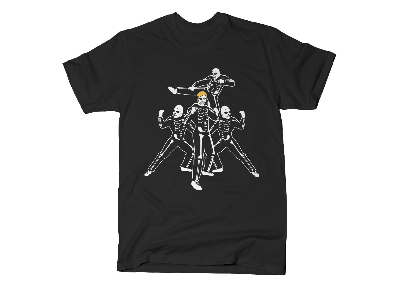 Cobra Kai on Mens T-Shirt