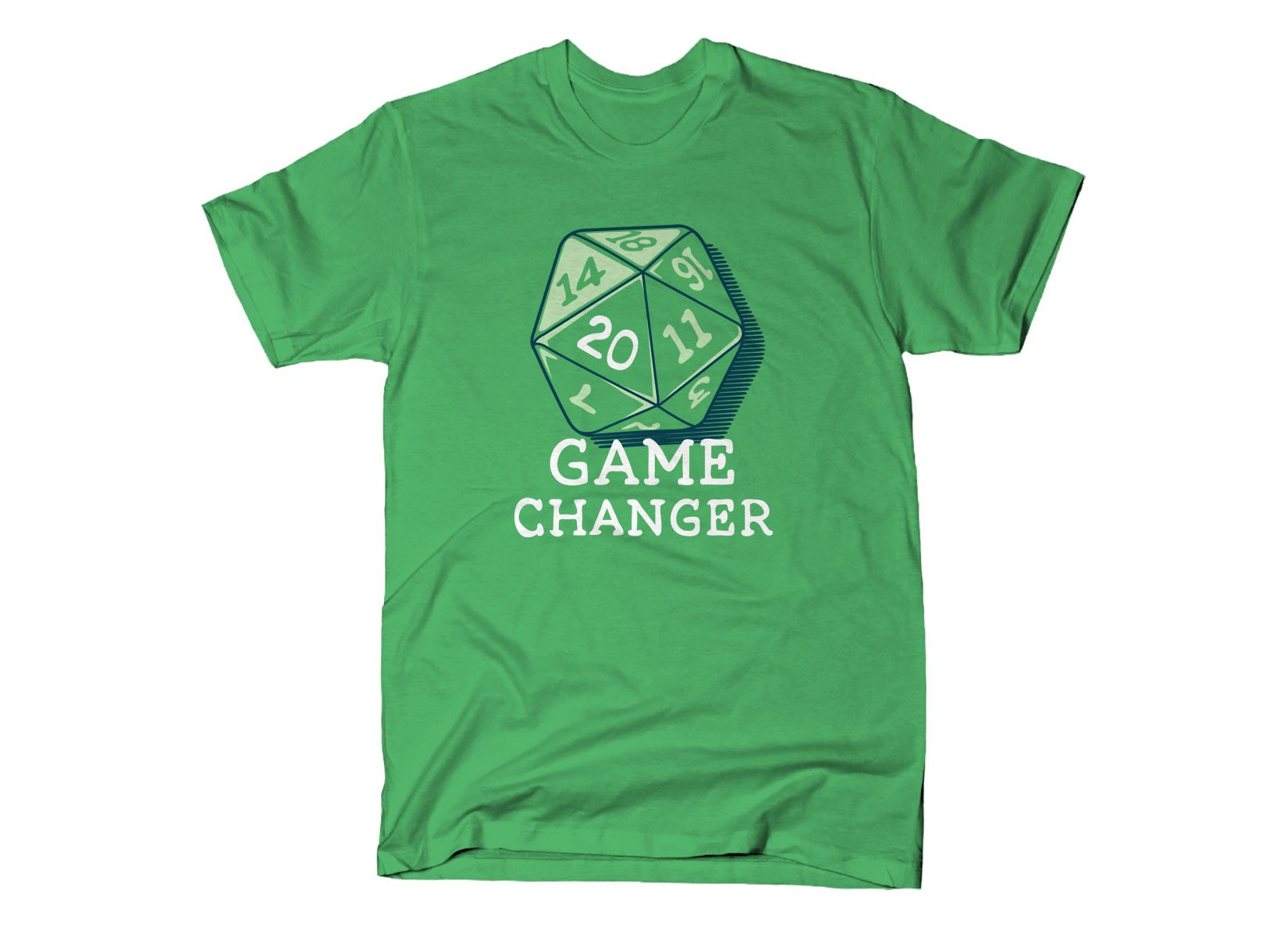 Game Changer on Mens T-Shirt