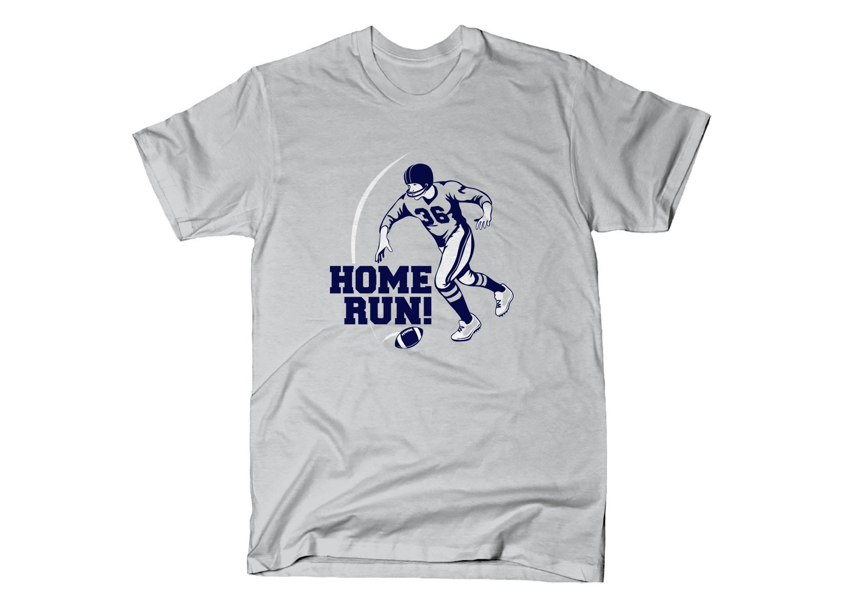 Home Run! on Mens T-Shirt