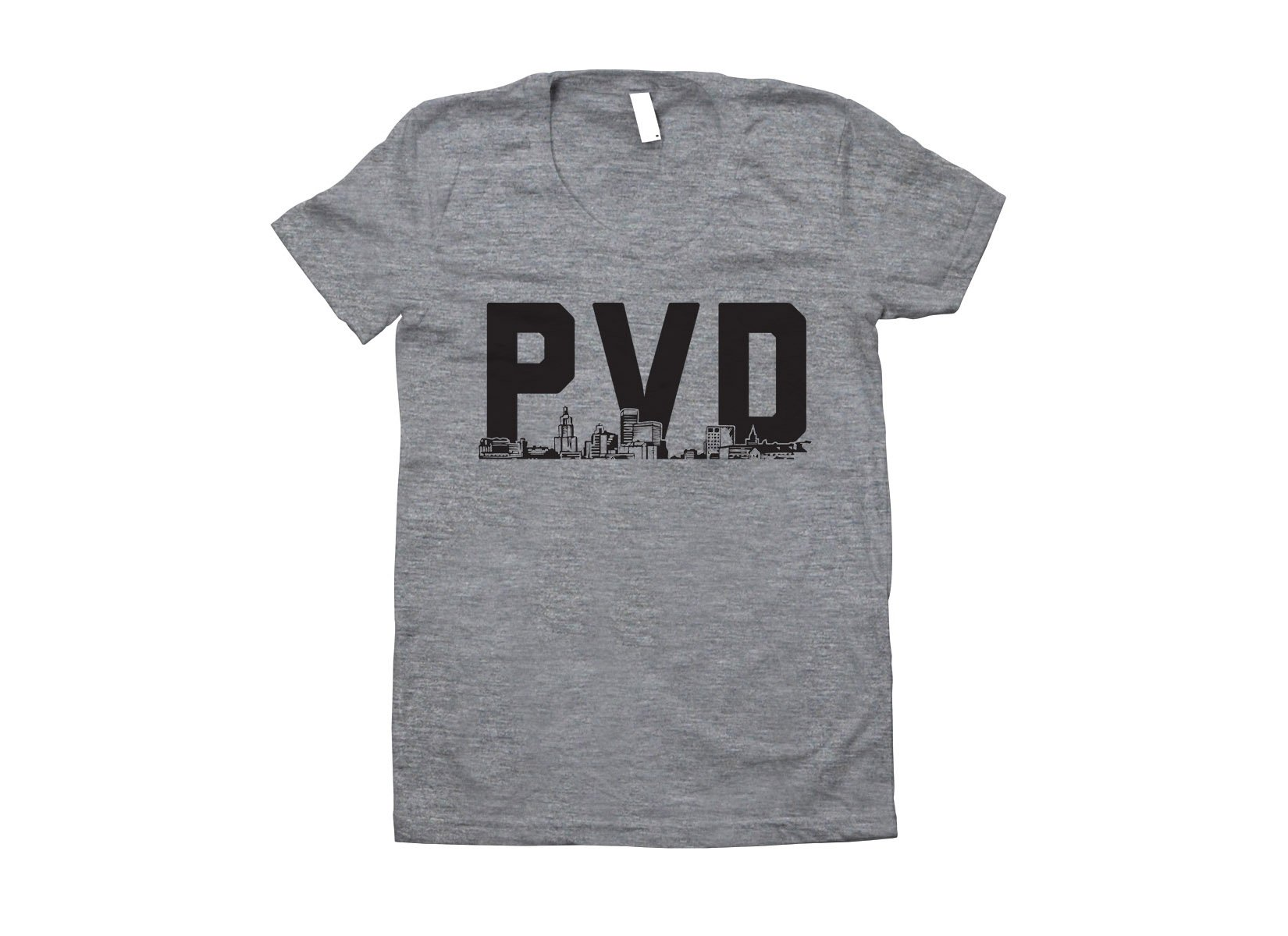 PVD Shirt on Juniors T-Shirt