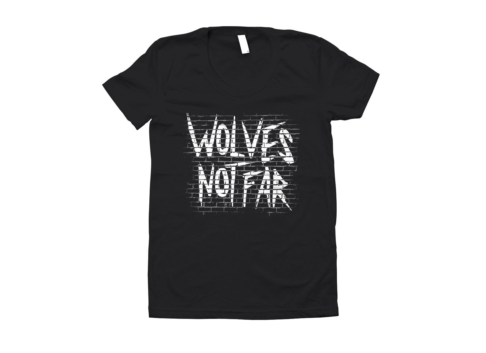 Wolves Not Far on Juniors T-Shirt