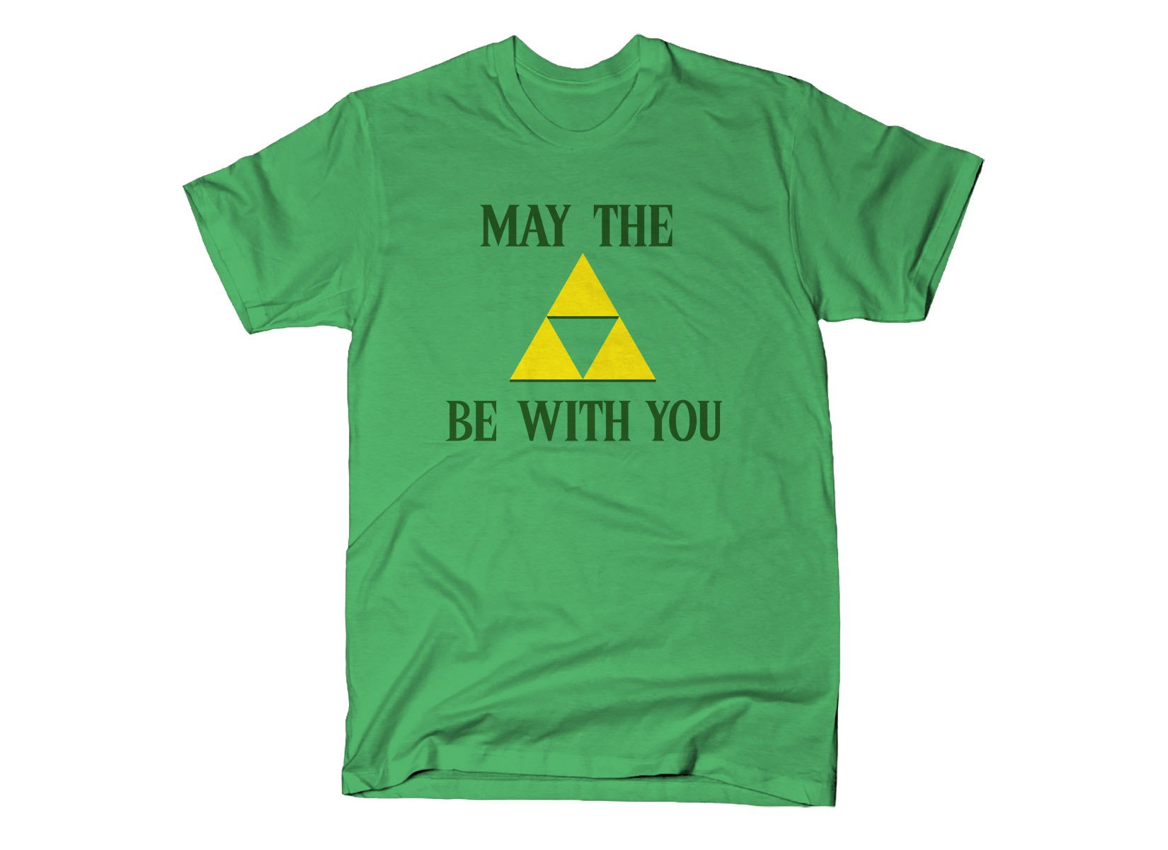 A Link To The Force on Mens T-Shirt
