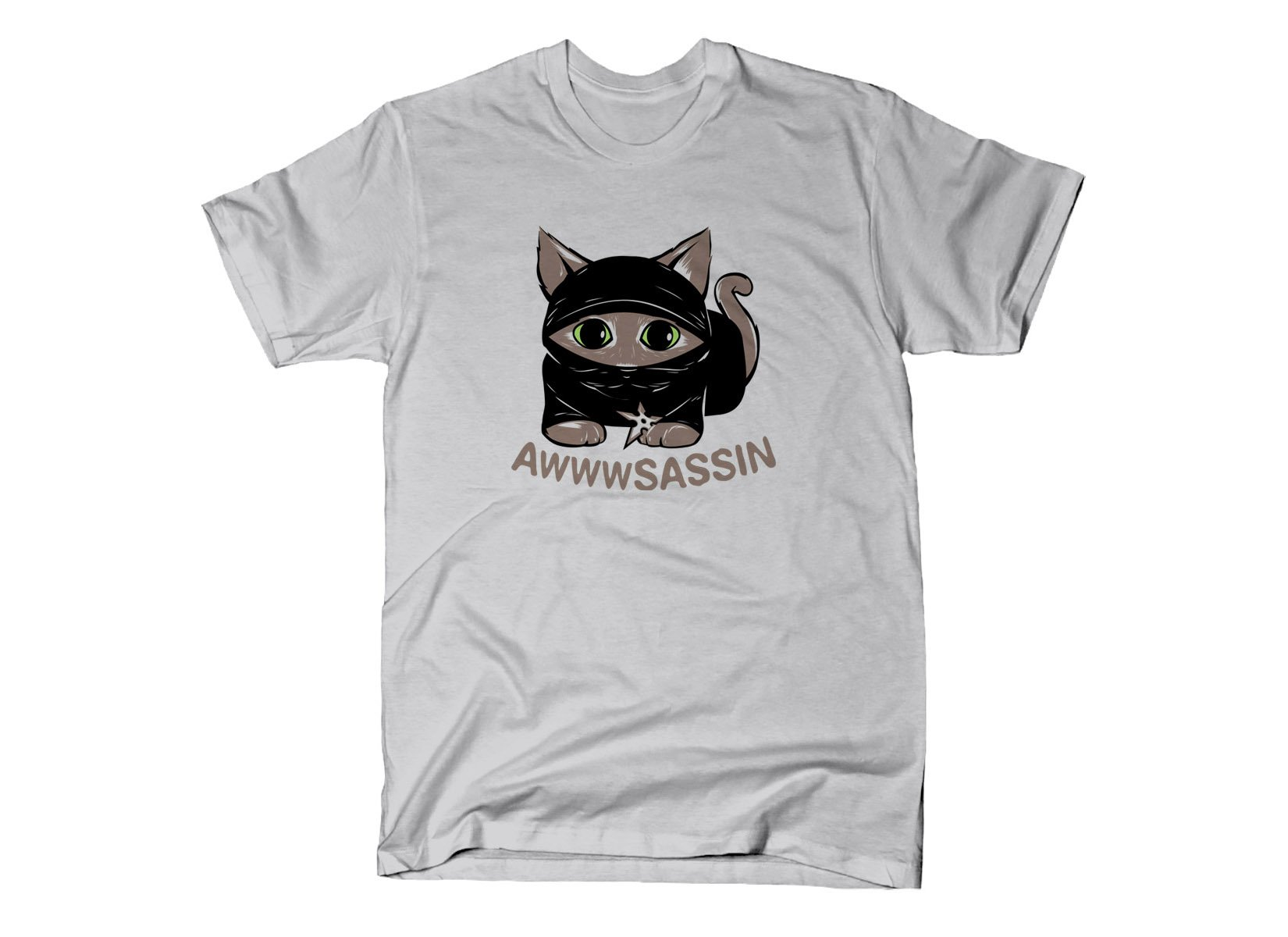 Awwwsassin on Mens T-Shirt