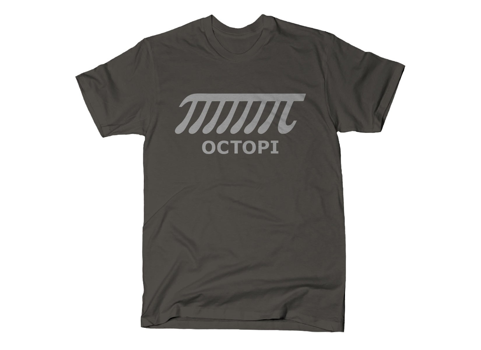 Octopi on Mens T-Shirt
