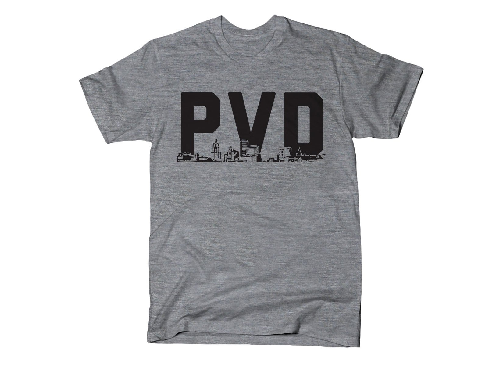 PVD Shirt on Mens T-Shirt