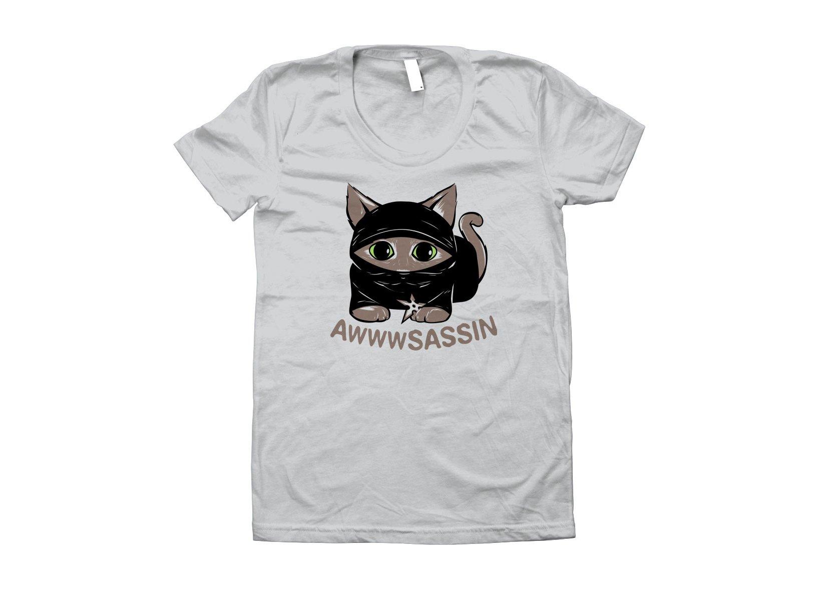 Awwwsassin on Juniors T-Shirt