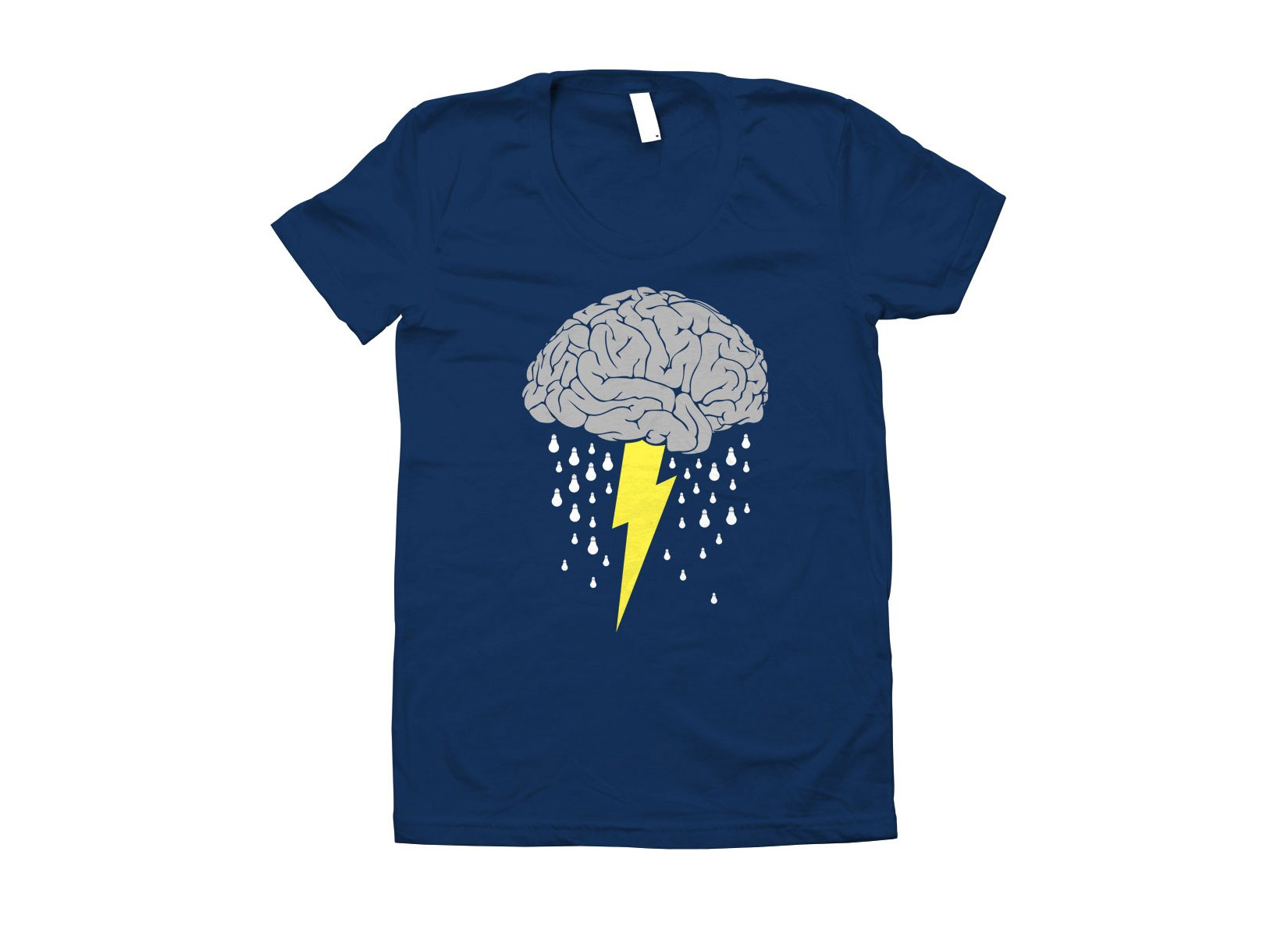 Brainstorm on Juniors T-Shirt