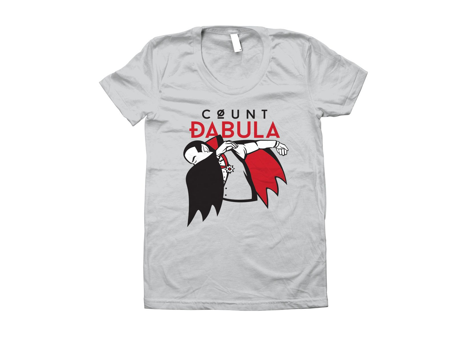 Count Dabula on Juniors T-Shirt