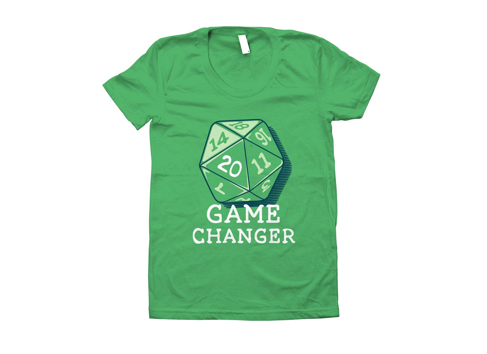 Game Changer on Juniors T-Shirt