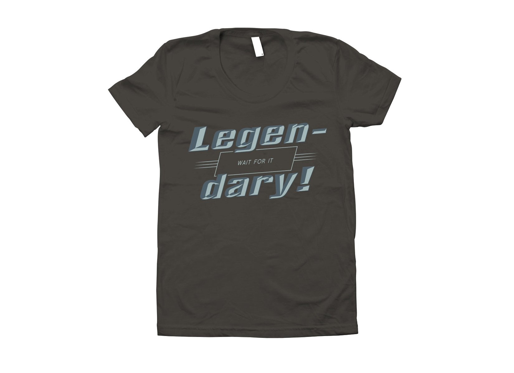 Legen-Dary on Juniors T-Shirt