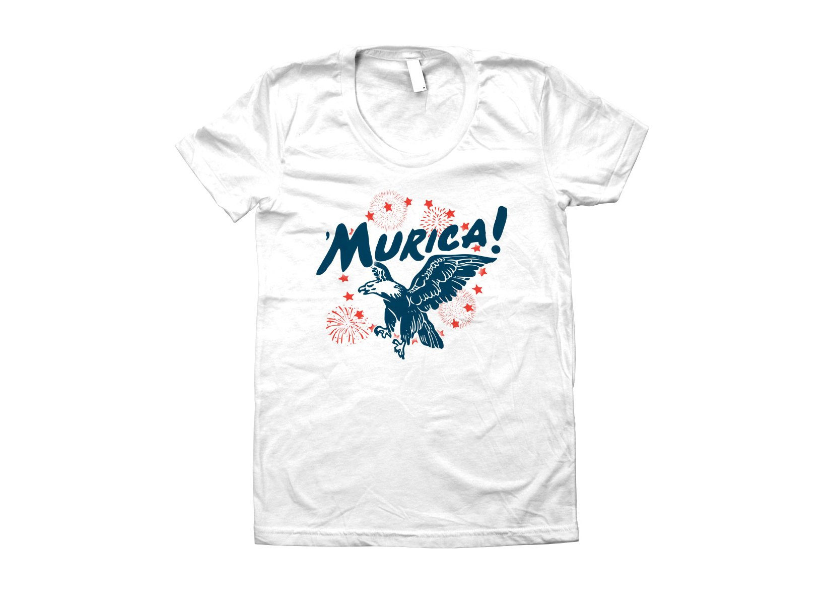 'Murica on Juniors T-Shirt