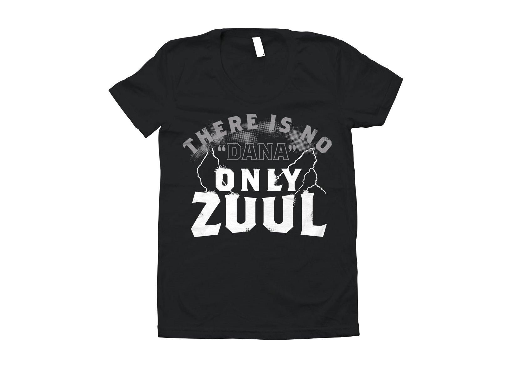 Only Zuul on Juniors T-Shirt