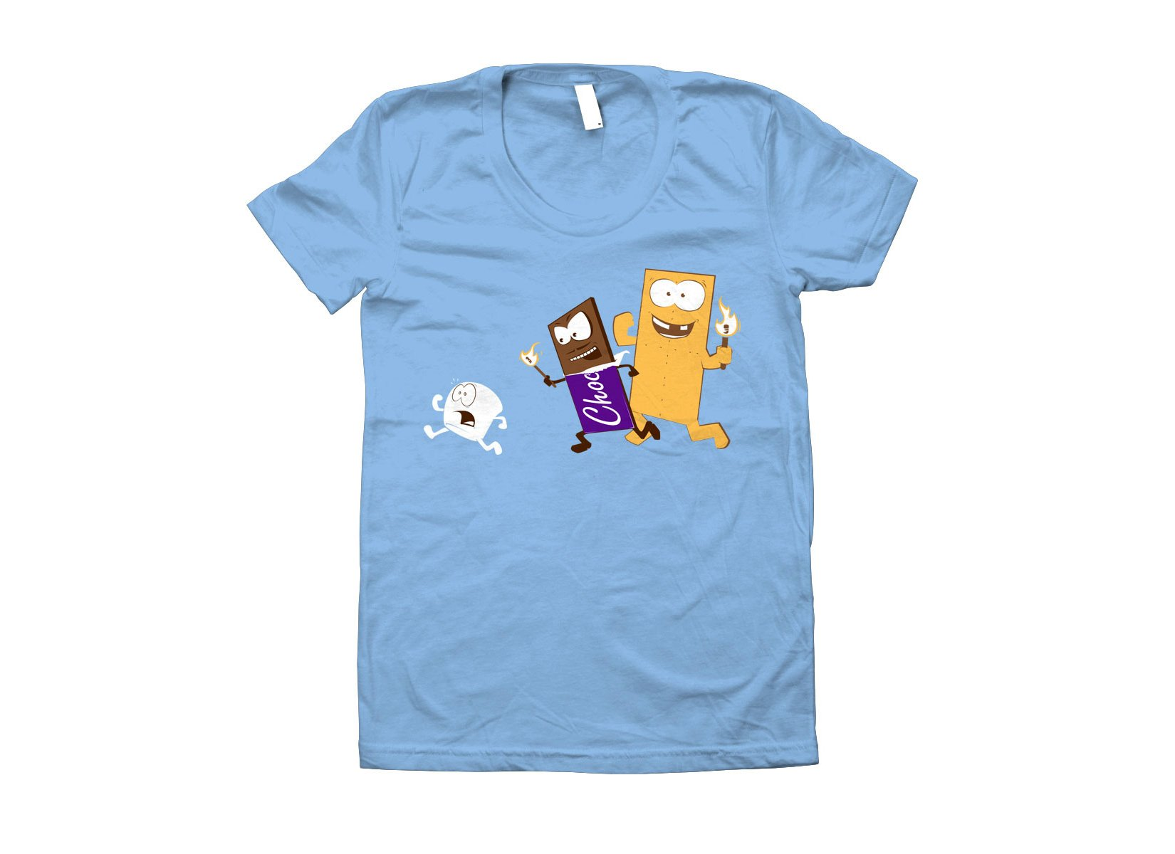 S'more on Juniors T-Shirt