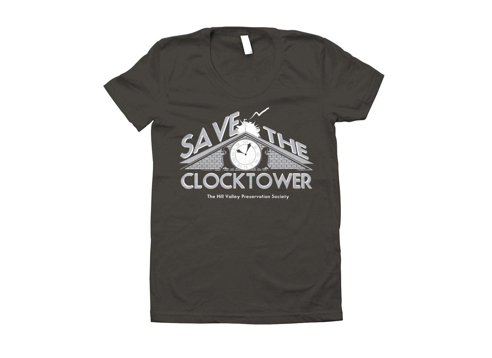 612f3a0a Save The Clocktower T-Shirt | SnorgTees