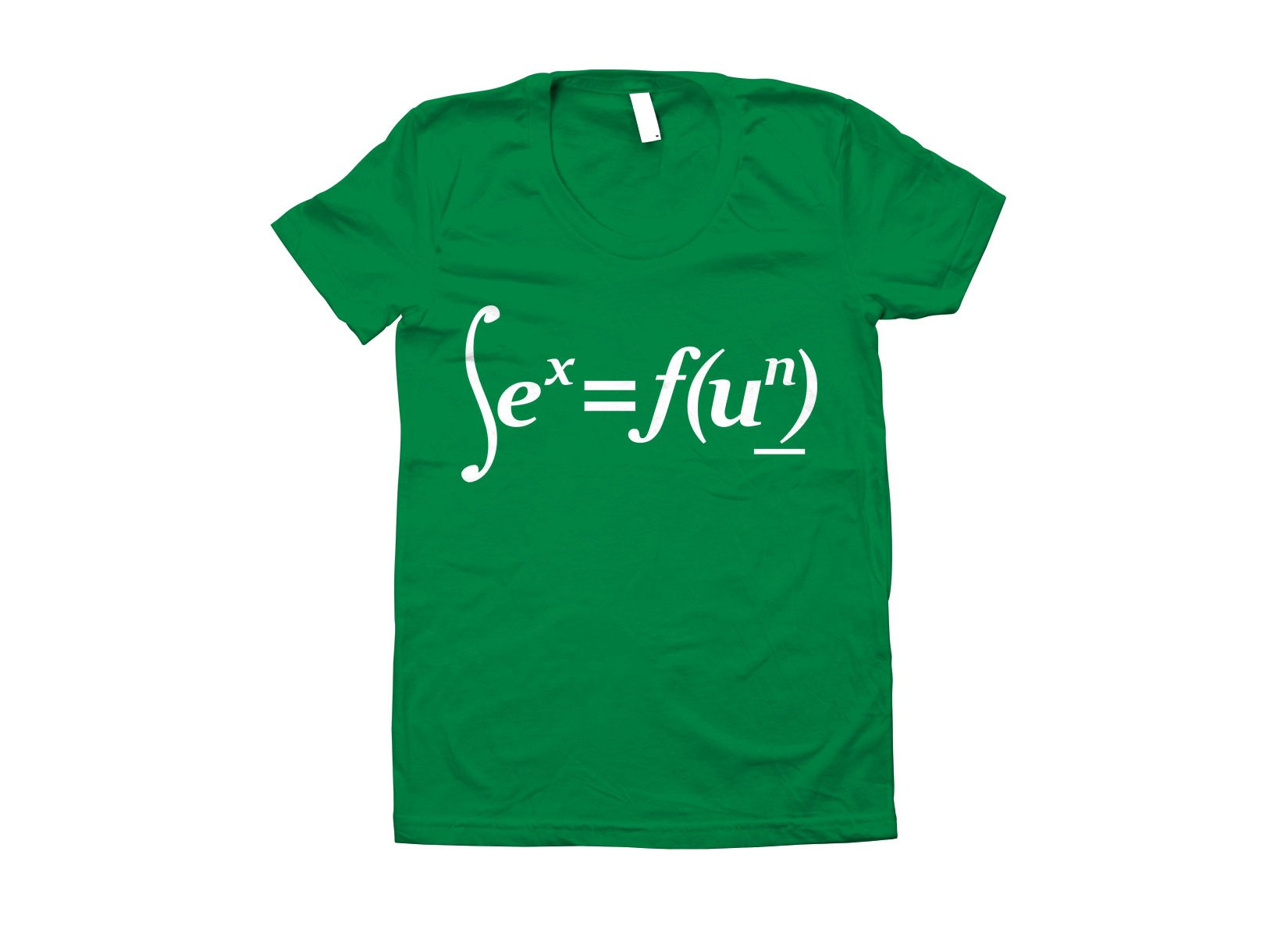 Sex Equation on Juniors T-Shirt