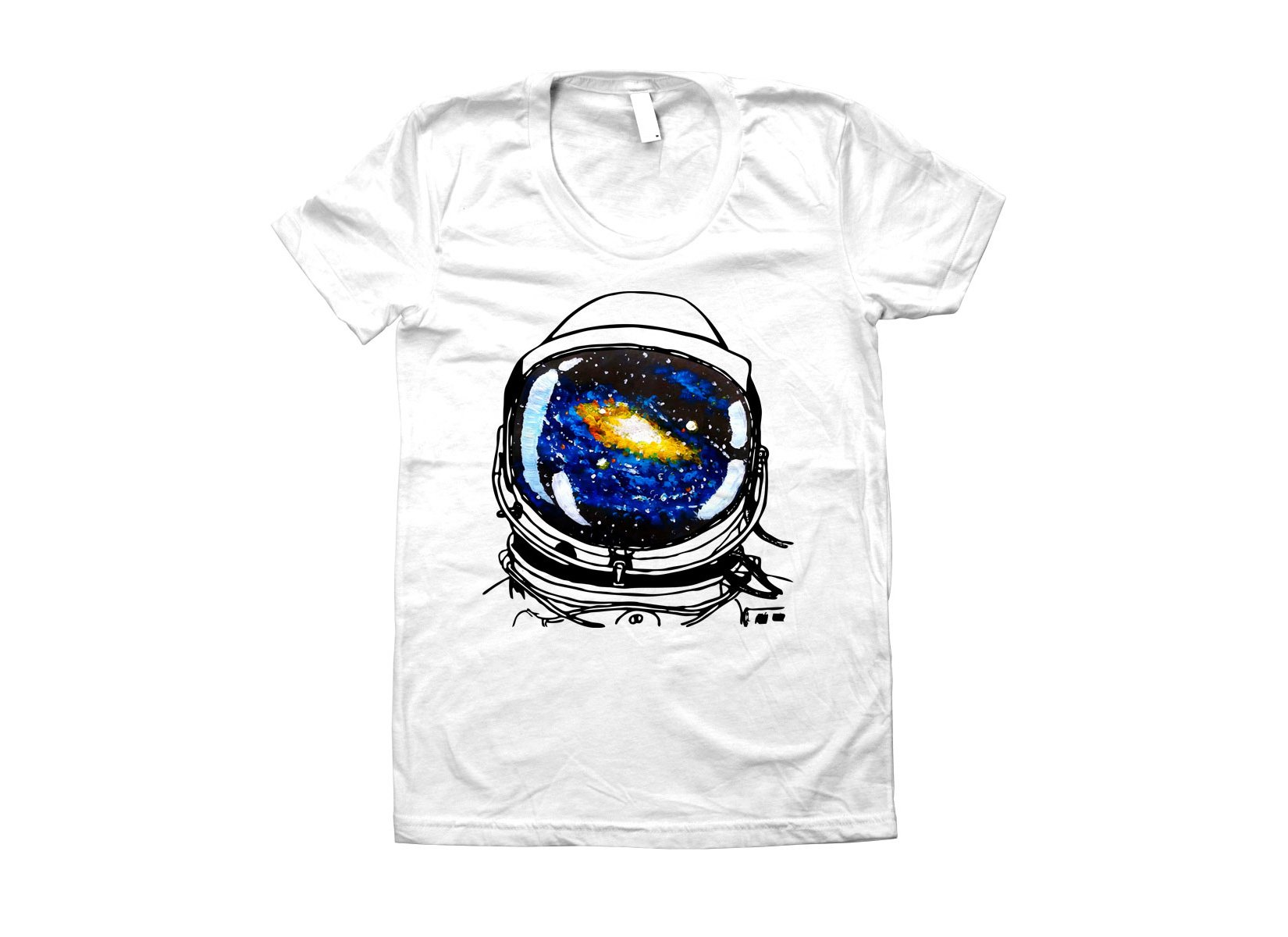 Space Sight on Juniors T-Shirt