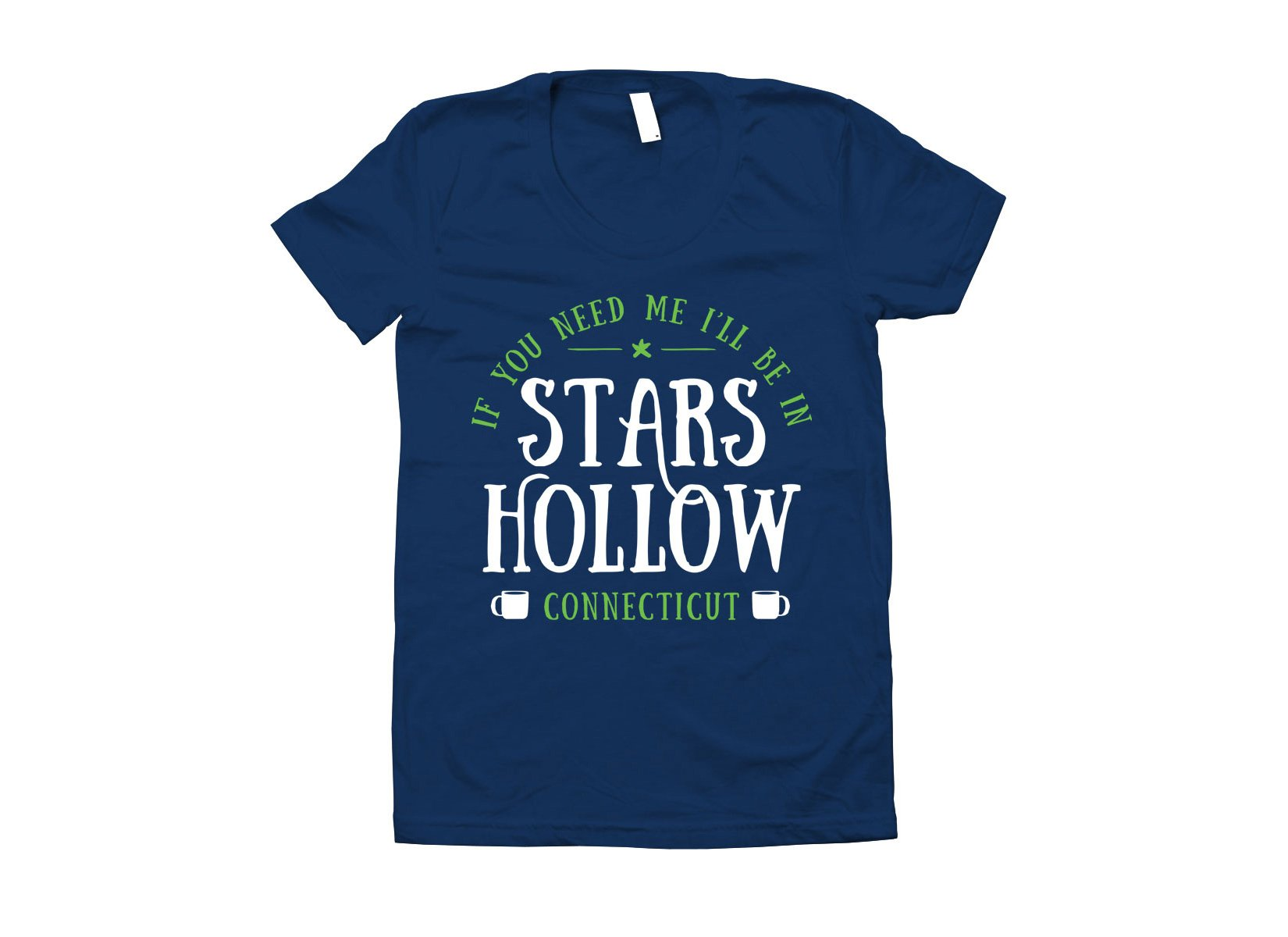 9b82a870 Stars Hollow T-Shirt | SnorgTees