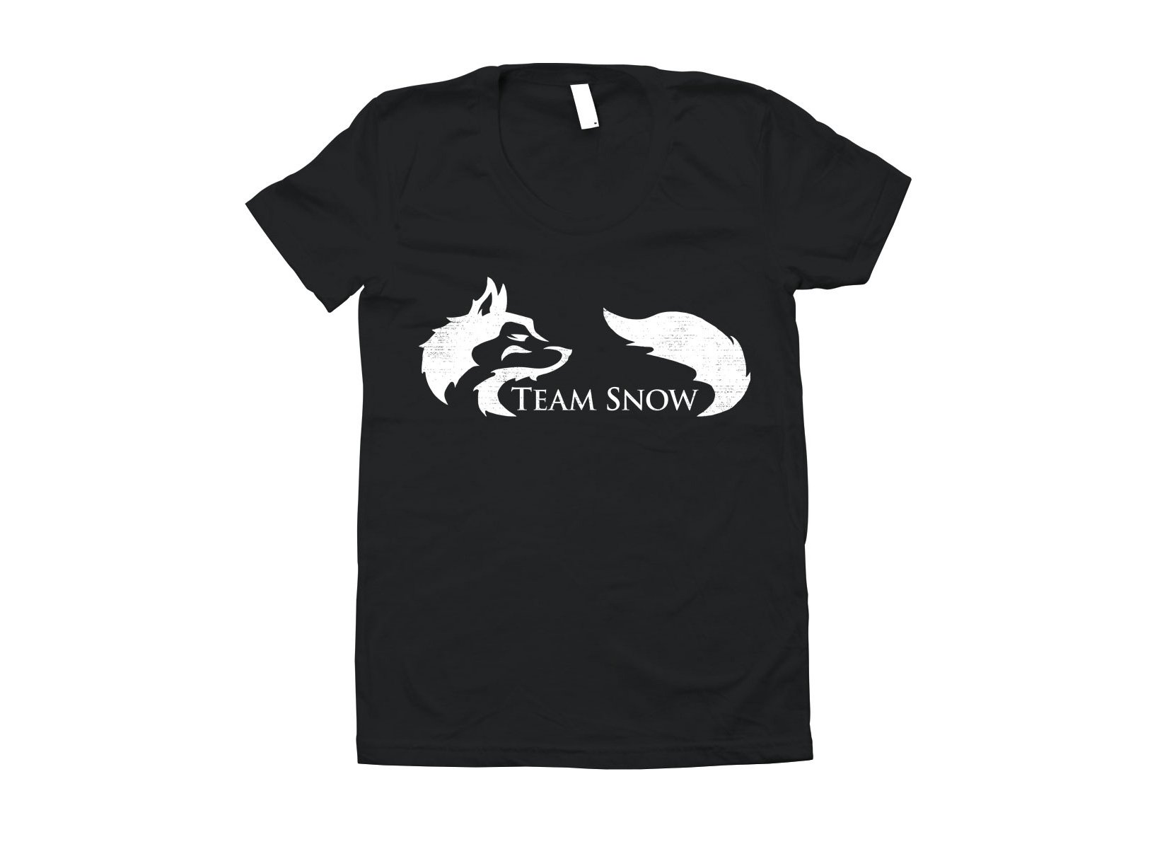 Team Snow on Juniors T-Shirt