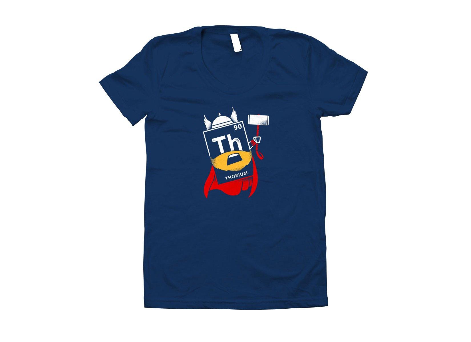 Thorium on Juniors T-Shirt