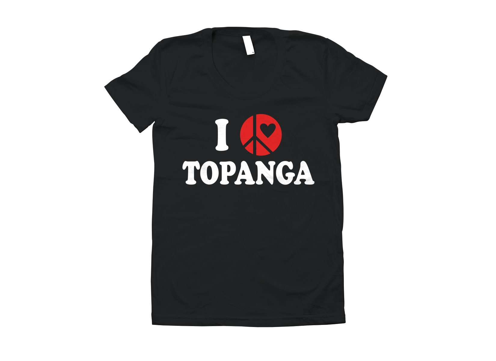 Topanga on Juniors T-Shirt