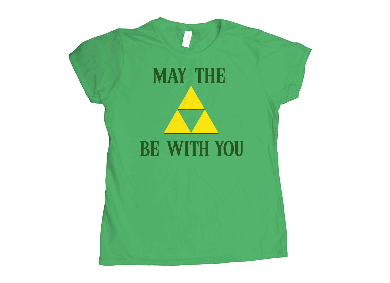 A Link To The Force on Womens T-Shirt