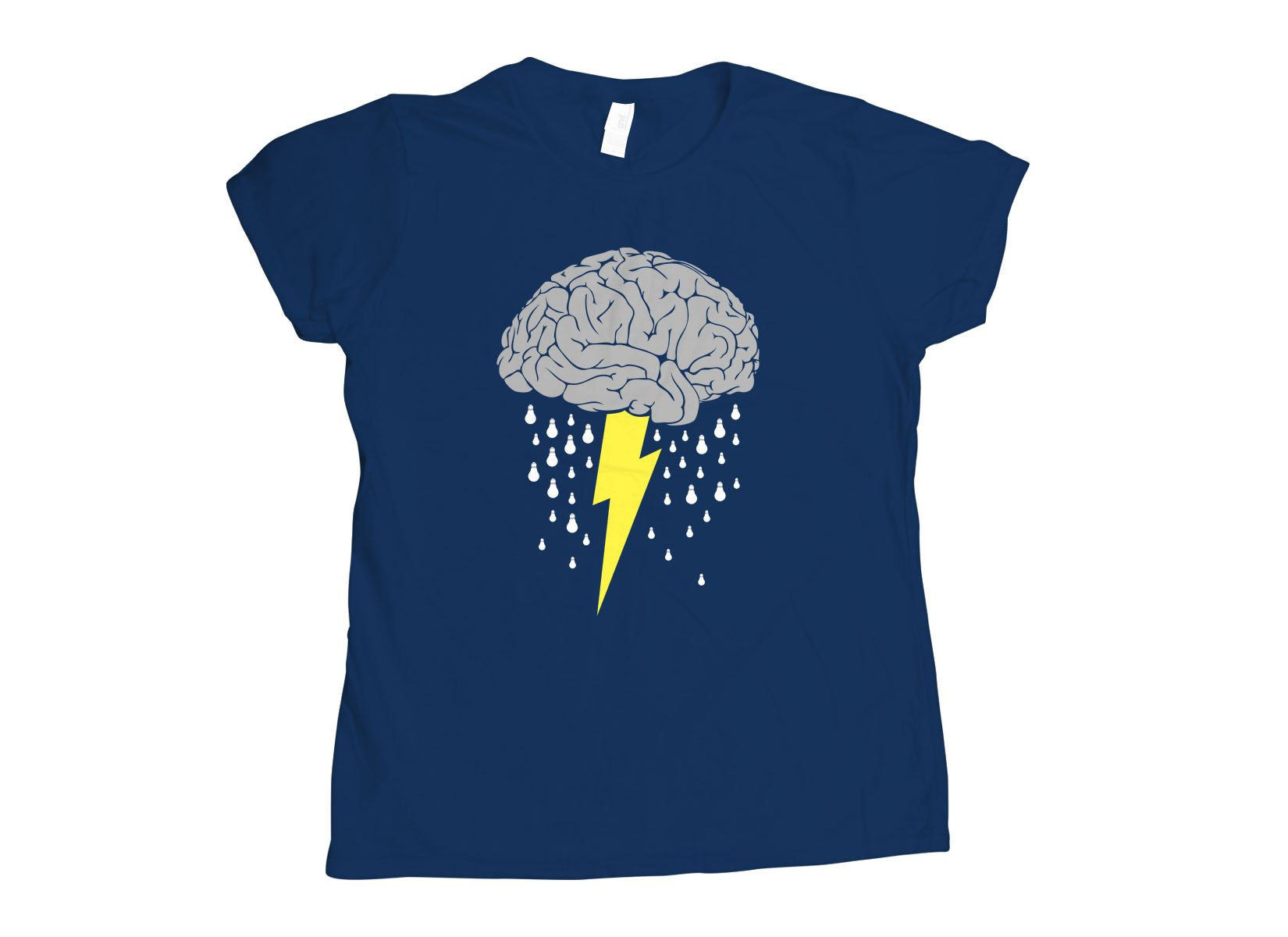 Brainstorm on Womens T-Shirt